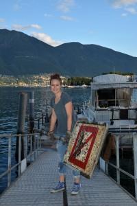 Pulizia del Lago Maggiore
